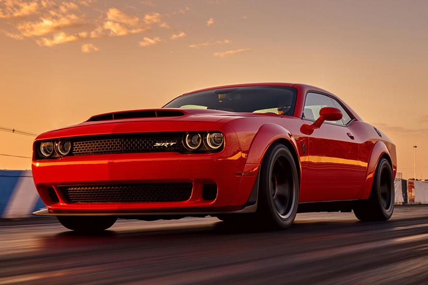 dodge reveals plans for 200000 challenger srt ghoul carbuzz How Much Is A 2020 Dodge Demon Performance