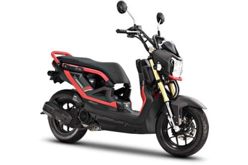 honda zoomer x colors in philippines available in 5 colours Honda Zoomer X 2020 Price Philippines New Concept