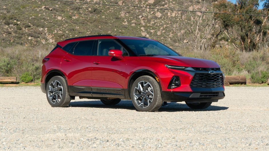 Interesting 2020 chevy blazer model overview pricing tech and specs 2020 Chevrolet Blazer Gas Mileage Release Date and Reviews