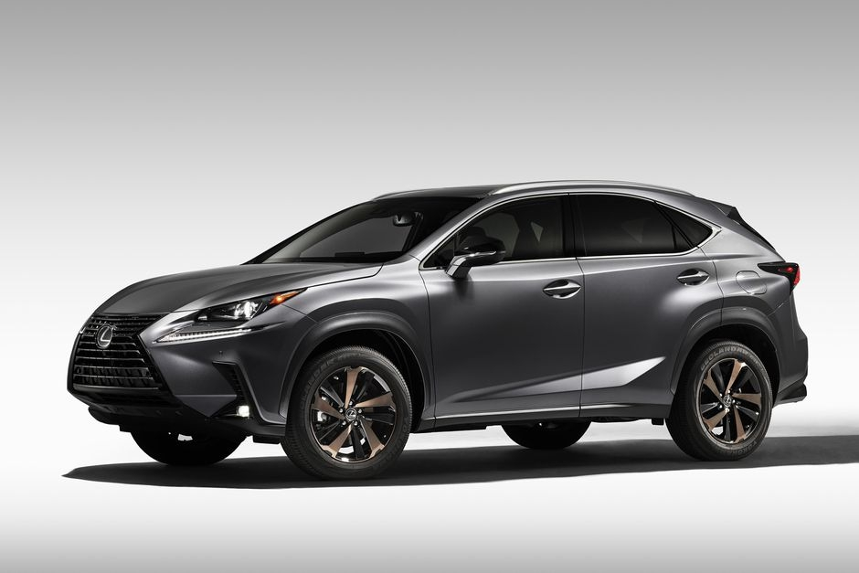 Interesting 2020 lexus nx black line gets extra bling with bronze Lexus Black Edition 2020 Price New Model and Performance