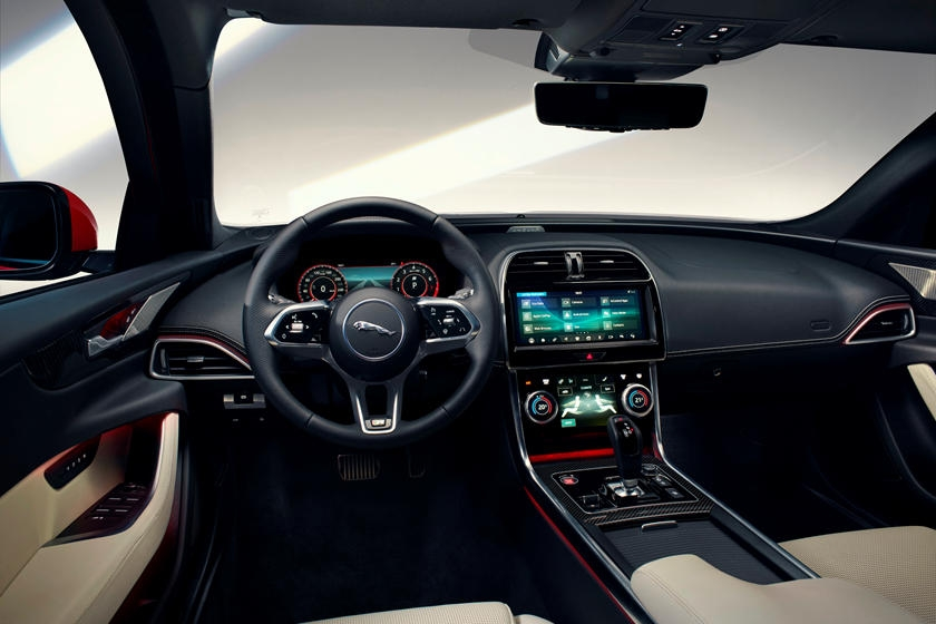 Interesting big updates to jaguar xf and f pace are coming carbuzz Jaguar F Pace 2020 Release Date Redesigns and Concept