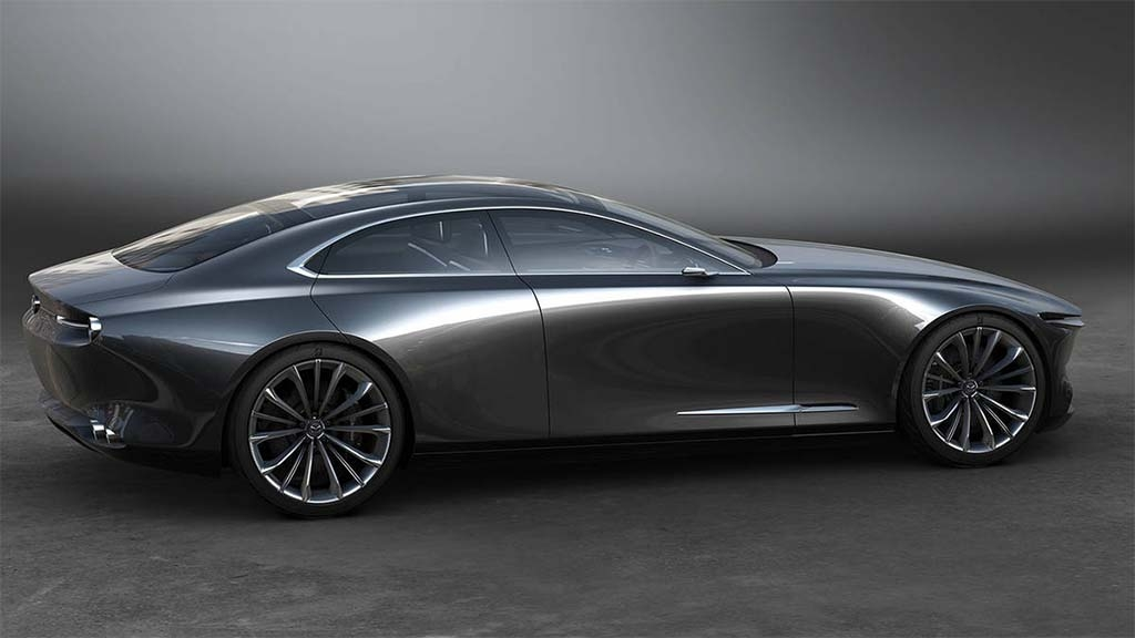 Interesting is mazda planning to bring vision coupe concept and new Mazda Vision Coupe 2020 Price Reviews