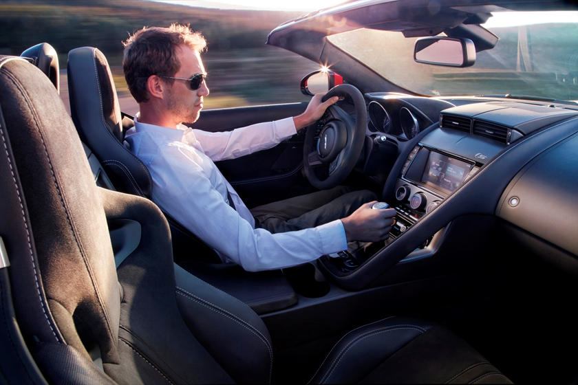 Interesting now is the time to buy a manual jaguar f type carbuzz 2020 Jaguar Manual Transmission Wallpaper