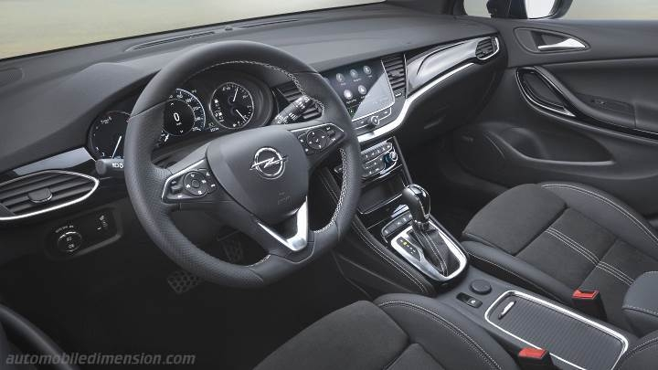 Interesting opel astra sports tourer dimensions and boot space new Opel Astra Station Wagon 2020 Performance