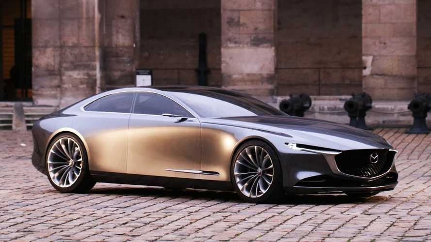 Interesting rumor 350 hp mazda 4 door coupe coming 2022 debut just Mazda Vision Coupe 2020 Price Concept