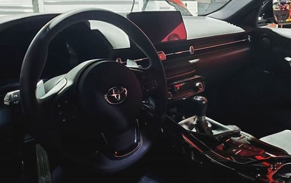 Interesting the 2020 toyota supra with a manual transmission has arrived 2020 Toyota Manual Transmission Engine
