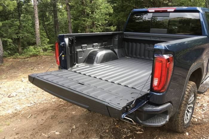 Interesting the future of tailgates gmc multipro review gearjunkie 2020 Gmc Multipro Tailgate Cost New Concept