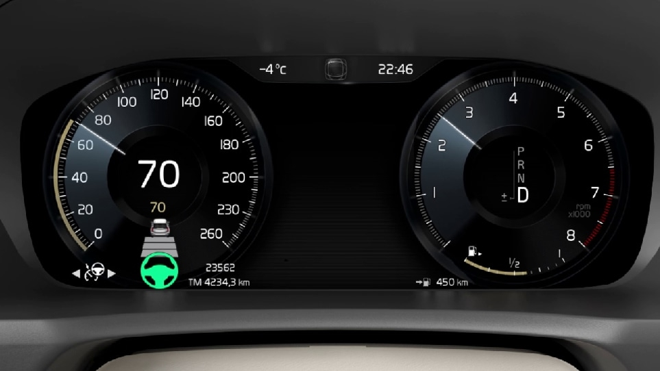 Interesting tips for using pilot assist car functions support and Volvo Pilot Assist 2020 Configurations