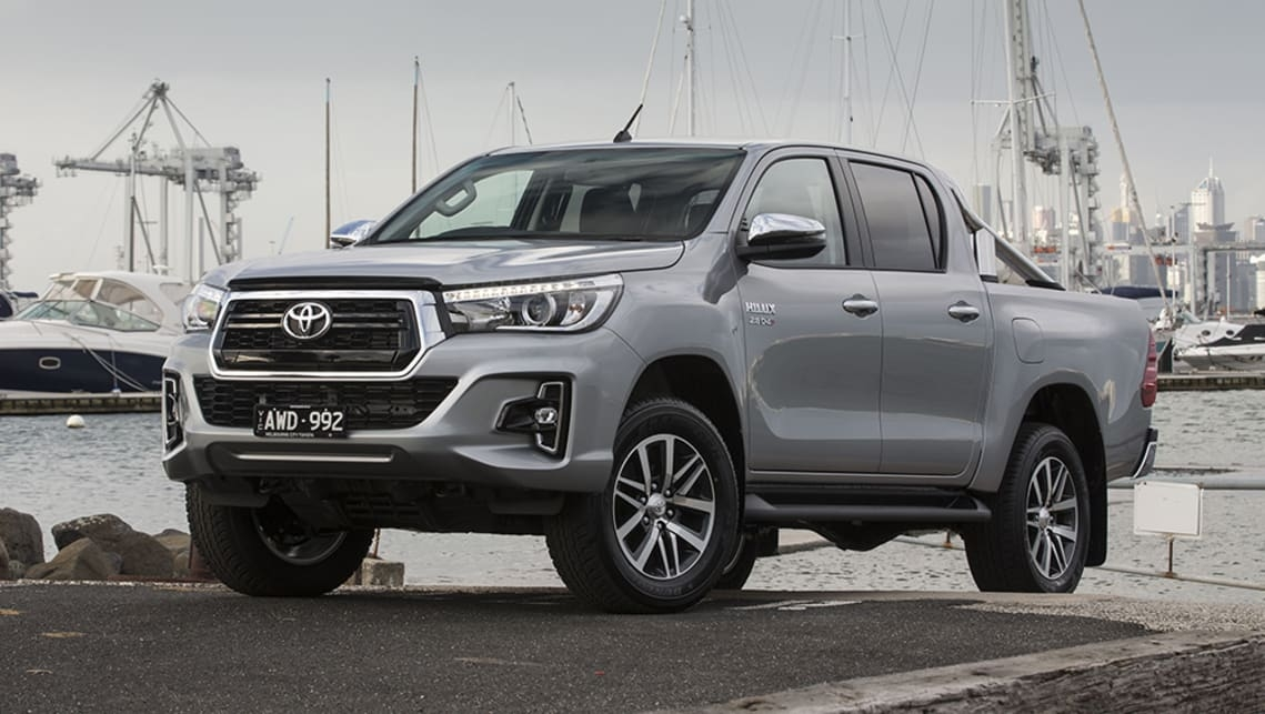 Interesting toyota hilux 2020 upgrades announced car news carsguide Toyota Hilux 2020 Price Philippines Concept