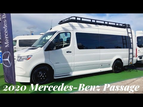 Interesting van tour sprinter van converted to beautiful tiny home for full time van life 255 2020 Mercedes Sprinter Youtube Redesigns and Concept