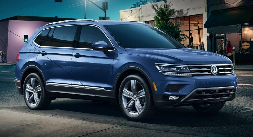 Interesting what are the new 2020 tiguan suv changes reeves volkswagen Volkswagen Suv 2020 Performance