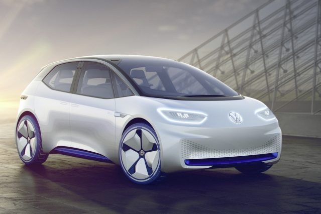 meet the vw id electric car 300 plus mile range in 2020 Volkswagen Electric Cars 2020 Redesigns