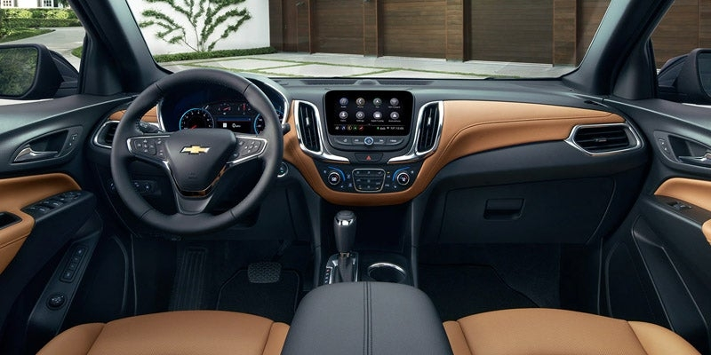 New 2020 chevrolet equinox 2020 Chevrolet Equinox Interior Price and Review