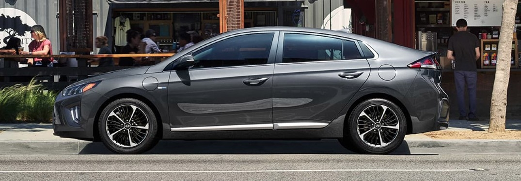 New 2020 hyundai ioniq plug in hybrid fuel economy rating Hyundai Ioniq Plug In Hybrid 2020 First Drive