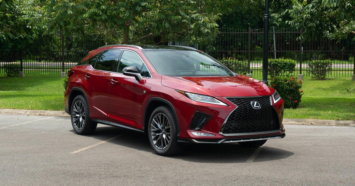 New 2020 lexus rx first drive review sharper image roadshow Lexus Hybrid Suv Reviews 2020 Specifications