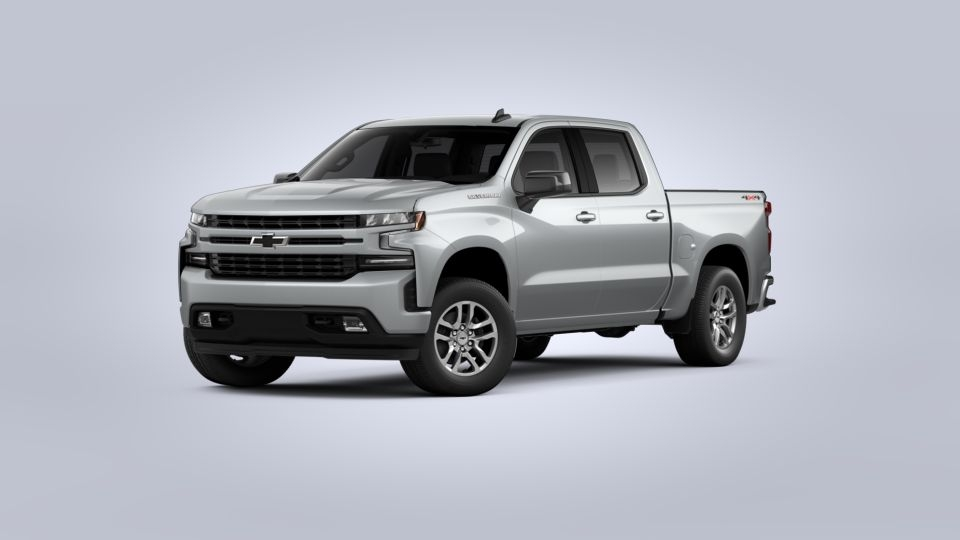 New certified pre owned 2020 chevrolet silverado 1500 rst all star edition 2020 Chevrolet Official Website Configurations