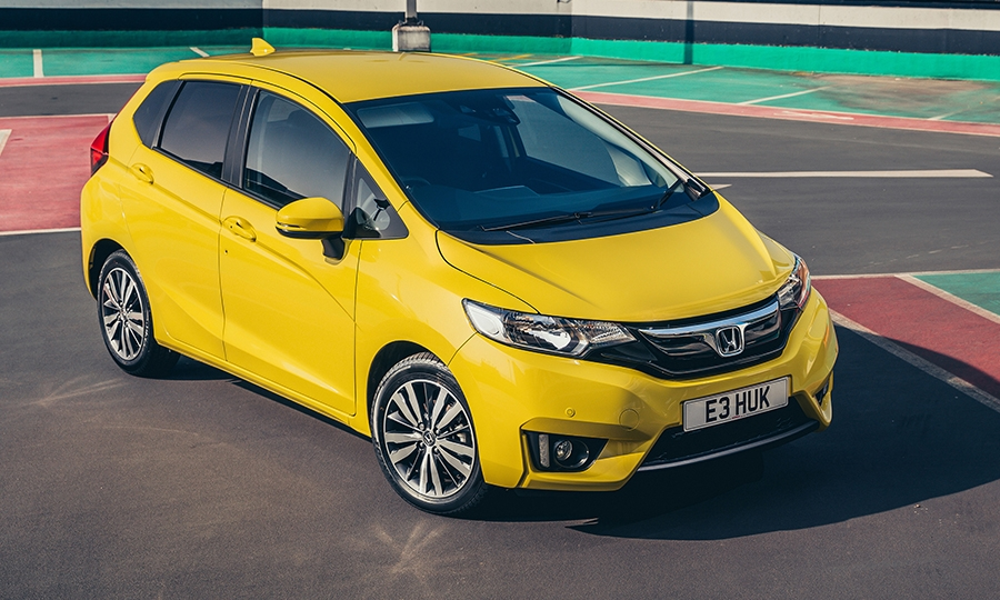 New honda jazz will only be sold as a hybrid in europe 2020 Yellow Honda Fit For Sale First Drive