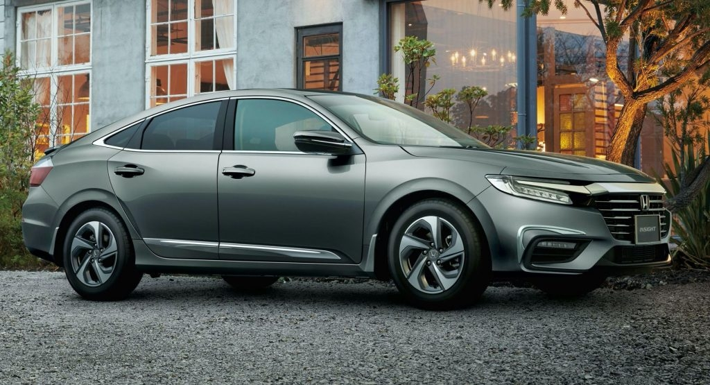 New honda updates 2021 insight in japan with new trim level 2020 Honda Insight Accessories Redesigns