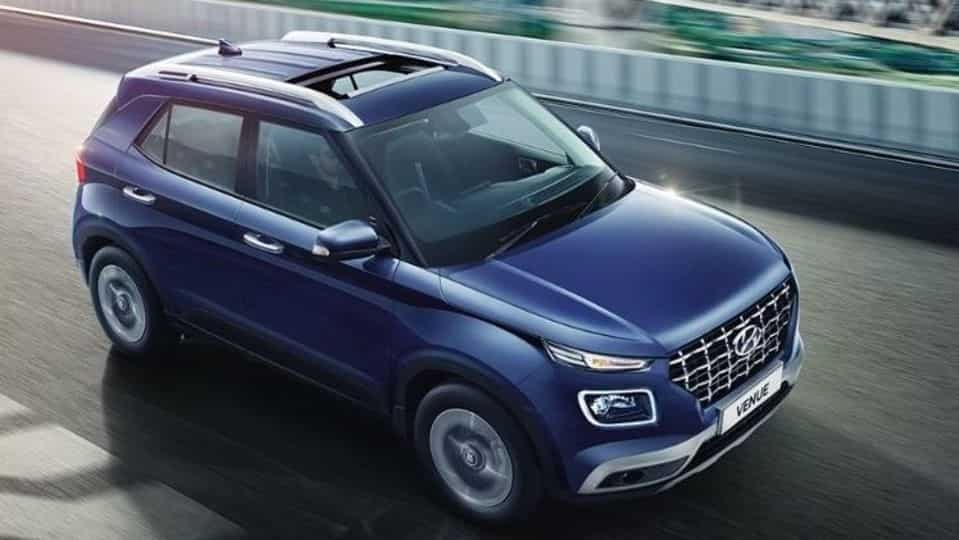 New hyundai venue 15 diesel bs 6 launched priced from 809 lakh Hyundai Venue Price In India 2020 Release Date and Reviews