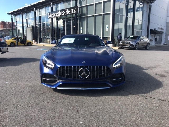 new new 2020 mercedes benz amg gt for sale arlington va near washington dc stock aa027491 2020 Mercedes For Sale Near Me Price