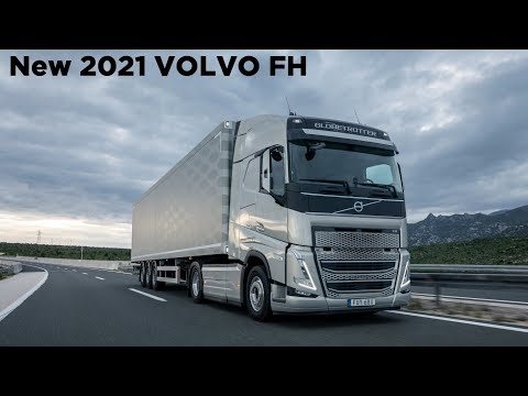 New new 2021 volvo fh revealed interior exterior youtube Volvo Fh16 2020 Exterior