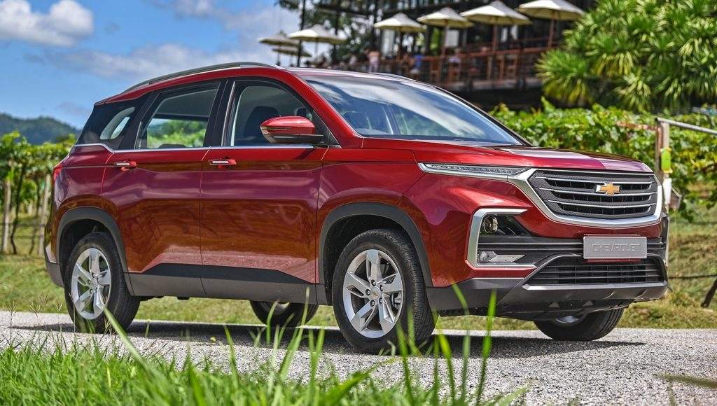 New new chevrolet captiva now available in the middle east gm Chevrolet All New Captiva 2020 Research New