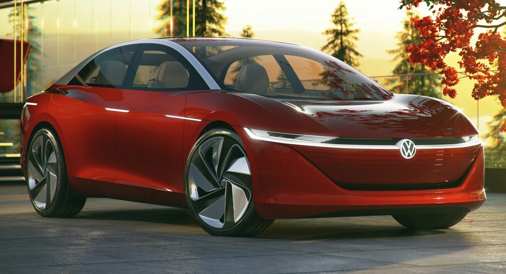 New next gen volkswagen passat could be an electric vehicle Volkswagen Electric Cars 2020 Redesigns and Concept