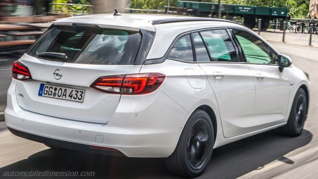 New opel astra sports tourer dimensions and boot space new Opel Astra Station Wagon 2020 Wallpaper