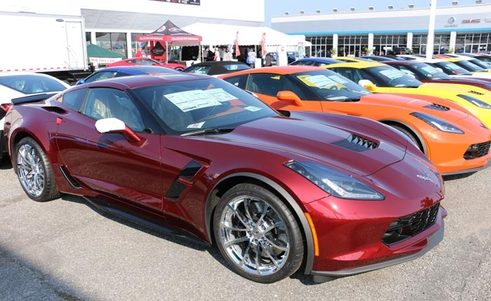 New there are some insane deals on new c7 corvettes out there 2020 Chevrolet Corvette Grand Sport For Sale Design and Review