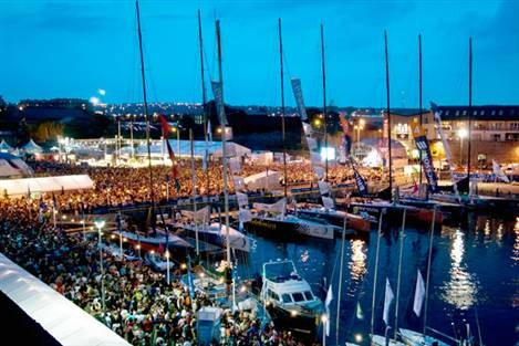 New volvo ocean race to finish in galway yachting world Volvo Ocean Race Galway 2020 Exterior