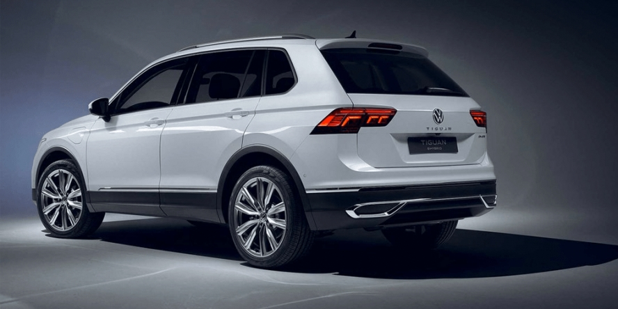 New vw reveals plug in hybrid version of the tiguan electrive Volkswagen Tiguan Hybrid 2020 Research New