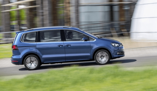 New vw sharan 2020 concept release date and price Volkswagen Sharan 2020 Rumors