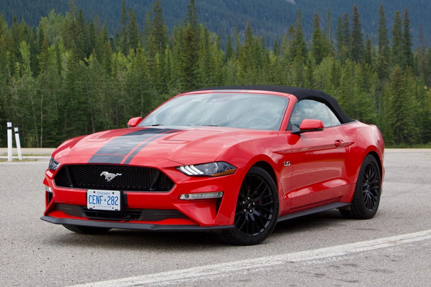 Newest 2020 ford mustang gt convertible review trims specs Ford Mustang Convertible 2020 Price and Review