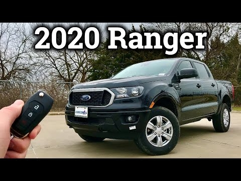 Newest 2020 ford ranger xlt review drive youtube 2020 Ford Ranger Review Youtube Interior