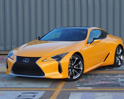 Newest 2020 lexus lc 500 review beauty and bewilderment roadshow 2020 Lexus Two Door Coupe Price Release Date