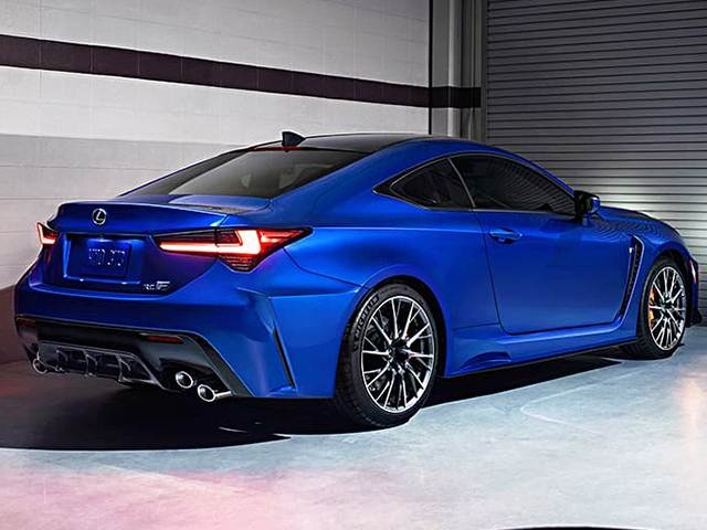 Newest 2020 lexus rc prices reviews pictures kelley blue book 2020 Lexus Two Door Coupe Price New Model and Performance