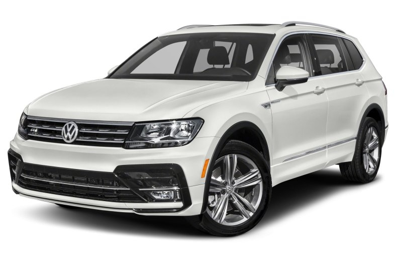 Newest 2020 volkswagen tiguan 20t se r line black 4dr all wheel drive 4motion specs and prices Volkswagen Tiguan R Line 2020 Price