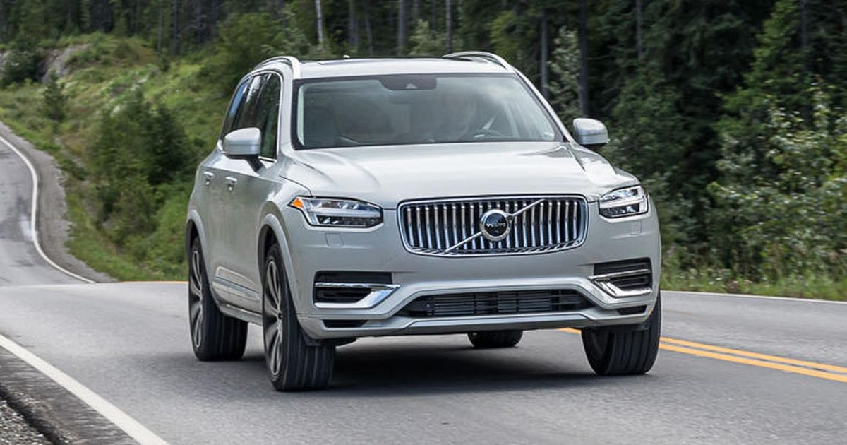Newest 2020 volvo xc90 first drive review an improvement worth Volvo Xc90 2020 Model Redesigns