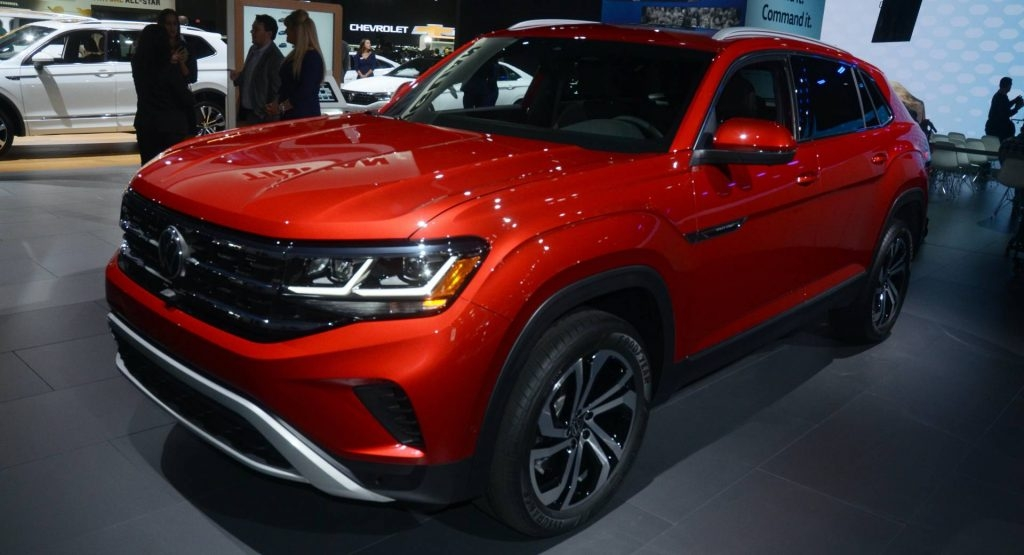 Newest 2020 vw atlas cross sport a bet that should pay off big Volkswagen Pay In 2020 Offer Exterior and Interior