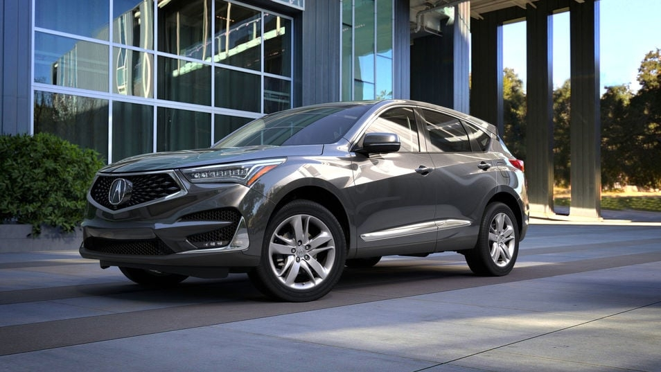 Newest 2021 acura rdx premium sport crossover acura 2020 Acura Rdx Advance Package Exterior and Interior