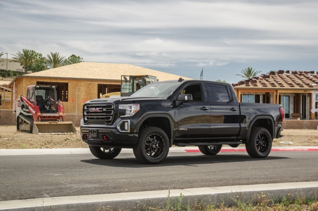 Newest all new 2019 gm 1500 at4 trail boss leveling sst lift 2020 Gmc Sierra At4 Leveling Kit New Concept