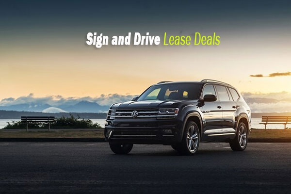Newest best sign and drive lease deals top 10 leasing websites in Volkswagen Sign And Drive 2020 Reviews