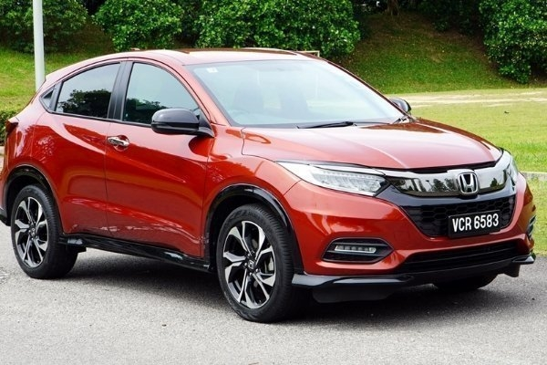 Newest honda hr v 2020 price in malaysia from rm104000 reviews Honda Hrv 2020 Price Malaysia Exterior