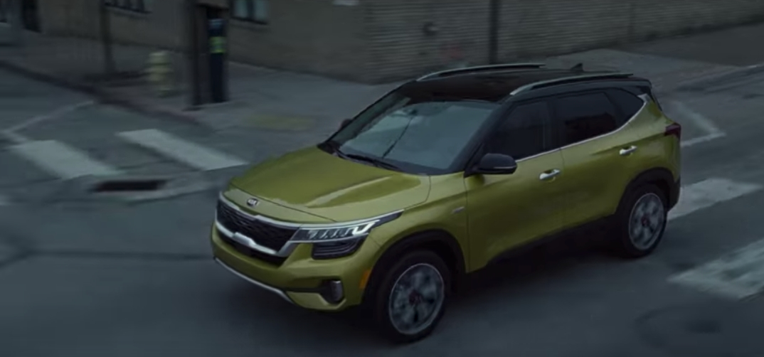 Newest kias newest suv 2021 seltos featured in super bowl commercial Kia Super Bowl Commercial 2020 Price and Review