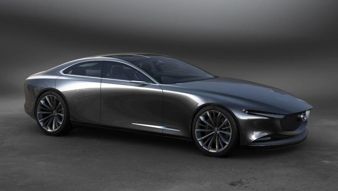 Newest mazda 6 2020 previewed vision coupe concept in tokyo Mazda Vision Coupe 2020 Price First Drive