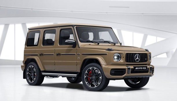 Newest mercedes benz g class g63 amg 2020 price in qatar features Mercedes G63 2020 Price In Qatar Performance