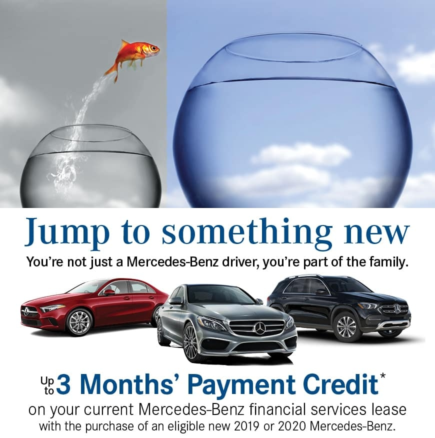 Newest mercedes benz payment credit mercedes benz of cherry hill Mercedes Pull Ahead Program 2020 Redesigns