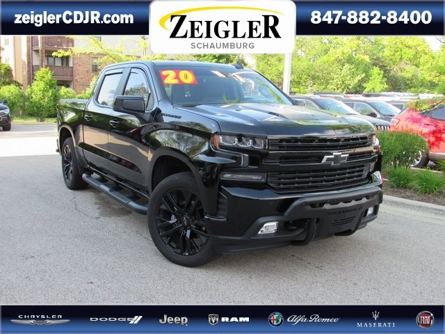 Newest pre owned 2020 chevrolet silverado 1500 rst 4wd 2020 Chevrolet Silverado 1500 Rst Overview