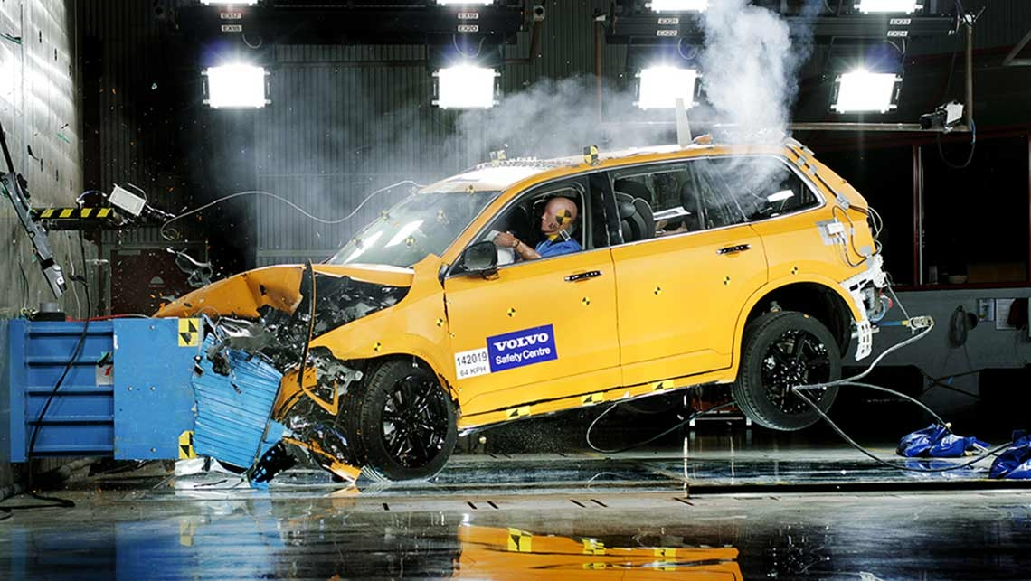 Newest volvo backs down on 2020 fatality free pledge car news Volvo 2020 Safety Goal New Model and Performance