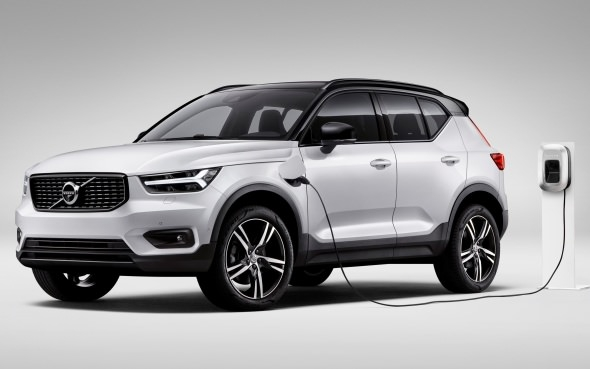 Newest volvo is the first automaker with a phev of every model Volvo Xc40 Model Year 2020 Release Date